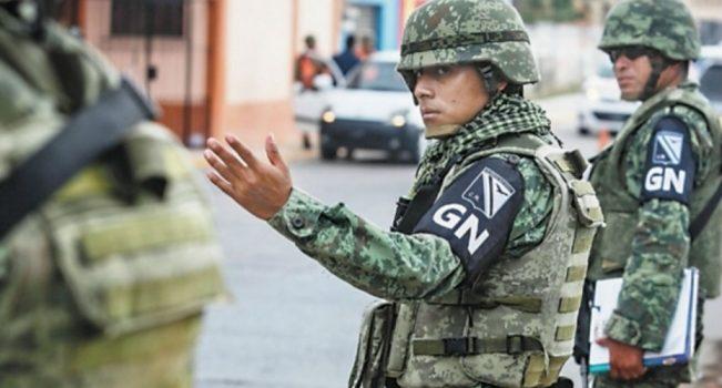 Asegura AMLO que elementos de la Guardia Nacional ganarán 19 mil mensuales