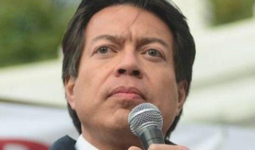 Diputados acelerarán juicio político contra Rosario Robles, asegura Mario Delgado