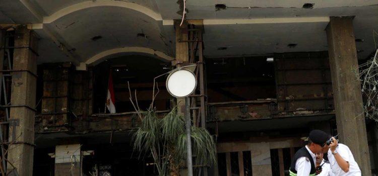 Choque múltiple deja 20 muertos y 47 heridos en Egipto