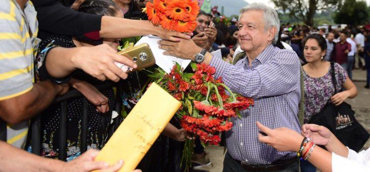 Resiste el respaldo a AMLO pese a economía e inseguridad