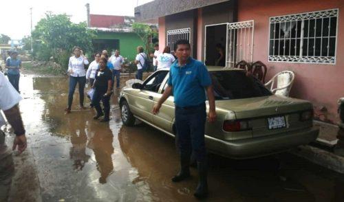 Municipios de Sinaloa son declarados en emergencia por lluvias