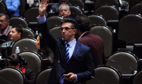 """Sergio Mayer puede ser investigado a petición de Muñoz Ledo: """"Procedería el desafuero"""""""