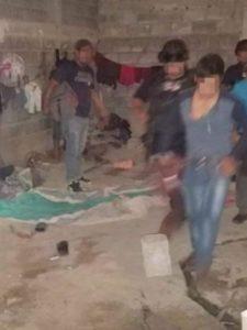 Rescatan a 26 migrantes en Tamaulipas