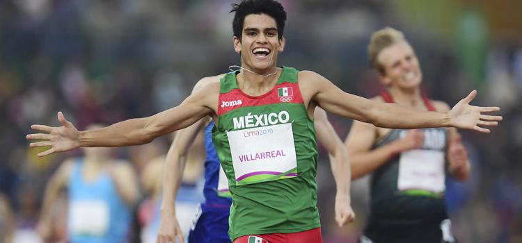 Atleta sonorense José Carlos Villarreal gana oro 27 en Juegos Panamericanos 2019 [VIDEO]