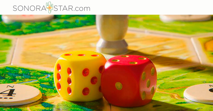settlers of catan sonora star